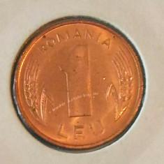 1 LEU 1996 STARE AUNC - Moneda Romania