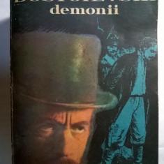 F. M. Dostoievski – Demonii - Roman