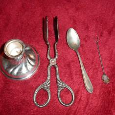 Lot produse argintat