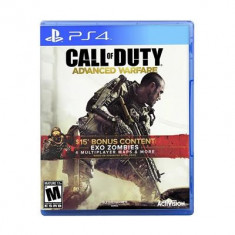 Call Of Duty Advanced Warfare Gold Edition Ps4 - Jocuri PS4, Shooting, 18+