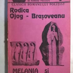 Rodica Ojog-Brasoveanu – Melania si misterul din parc - Carte politiste