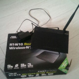 Vand router Asus RT-N10 - Router TP-Link TL-WR740N