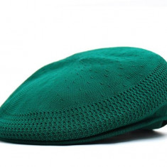 Basca verde Kangol Tropic 504 Ventair (Masura S, M si L) - Cod 247903905 - Sapca Dama