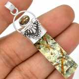 Pandantiv Astrofilit-Ag 925 - Pandantiv argint