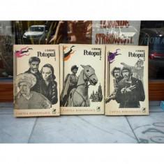Potopul 3 volume , H. Sienkiewicz , 1977