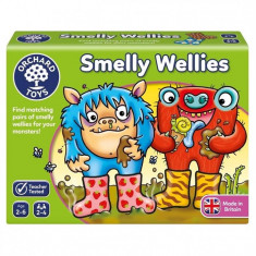 Joc Educativ Cizmulitele De Cauciuc Smelly Wellies - Jocuri Logica si inteligenta orchard toys