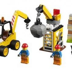 Lego® Juniors Santier De Demolari - L10734