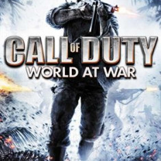Call Of Duty World At War Nintendo Wii, Shooting, 18+, Activision