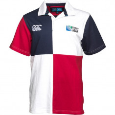Tricou M + Caciula Rugby World Cup-licenta Canterbury