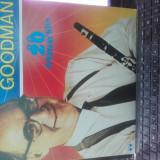 vinil Benny Goodman 20 greatest hits