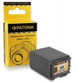 Acumulator  pt Canon BP-828, BP-827, HF-G30,  XA20, LEGRIA HF G30, marca Patona,, Dedicat