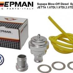 Supapa Blow-Off Diesel Epman VW JETTA 1.6TDI, 1.9TDI, 2.0TDI - Blow Off Valve
