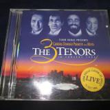 Carreras . Domingo . Pavarotti - The 3 Tenors _ CD,album,teledec (EU)