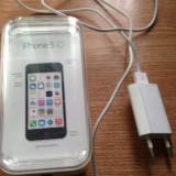 iPhone 5C Apple 8GB full box, Alb, Neblocat
