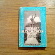 ISTORIA BASARABIEI - Ion Scurtu - Editura Tempus, 1994, 410 p. - Carte Istorie