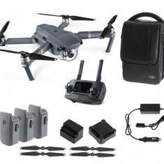 DJI Mavic Pro Fly More Combo - Drona