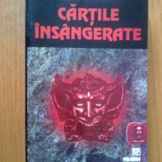 K3 Clive Barker - Cartile insangerate - Carte Horror