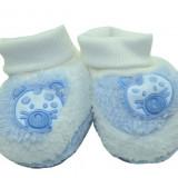 Botosei tip ciorapi pentru nou nascuti-NN BTS1-A - Botosi copii
