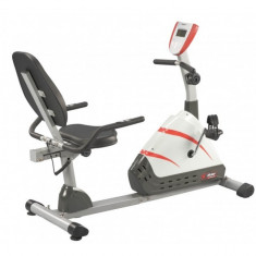 Bicicleta orizontala Lifegear 26390 - Bicicleta fitness