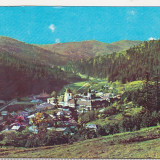 Bnk cp Agapia - Vedere generala - circulata - Carte Postala Moldova dupa 1918, Printata