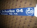 Fular al Suporterilor Echipei FC Schalke 64 Germania ,L=142 cm