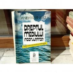 Dreptul mediului inconjurator, Daniela Marinescu, 1996 - Carte Dreptul mediului