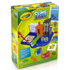 Set Cling Creator - Gelsticker Designer - Set rechizite