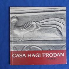 CASA HAGI PRODAN PLOIESTI - 1964