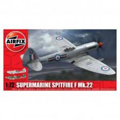 Kit Aeromodele Arifix 02033 Avion Supermarine Spitfire F Mk.22 Scara 1:72 - Set de constructie Airfix