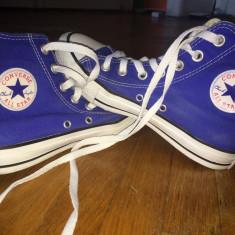 Teniși Converse All Star, ORIGINALI - Tenisi dama Converse, Culoare: Albastru, Marime: 36.5