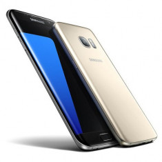 Samsung Galaxy S7 EDGE GOLD 32GB - Telefon Samsung, Auriu, Neblocat, Single SIM