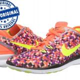 Adidasi dama Nike Free 5.0 - adidasi originali - running - alergare, Culoare: Din imagine, Marime: 36, 36.5, 37.5, 38, 38.5, 39, Textil