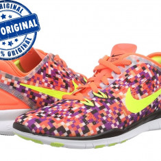 Adidasi dama Nike Free 5.0 - adidasi originali - running - alergare, Culoare: Din imagine, Marime: 38.5, 39, Textil