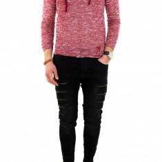 Bluza fashion - bluza barbati - bluza slim fit - COLECTIE NOUA - 7835, Marime: S, M, L, XL, Culoare: Din imagine