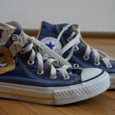 Tenisi CONVERSE - Adidasi copii Converse, Marime: 28, Culoare: Albastru