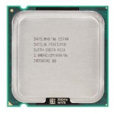 Procesor Intel Dual Core E5700 2M Cache 3.0 GHz 800 MHz FSB - Procesor PC Intel, Intel Pentium Dual Core, Numar nuclee: 2, 2.5-3.0 GHz, LGA775