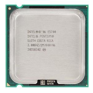 Procesor Intel Dual Core E5700 2M Cache 3.0 GHz  800 MHz FSB