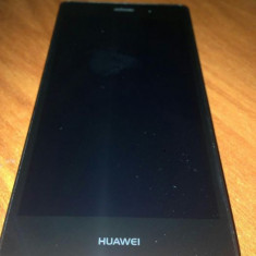 Huawei P8 Lite Black - Telefon Huawei, Negru, Neblocat