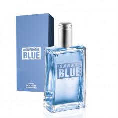 Parfum Barbati - Individual Blue - 100 ml - Avon - NOU, Apa de toaleta