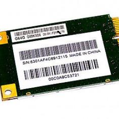 Placa de Retea Atheros G64G WLAN-Mini PCI Express