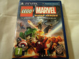 Lego Marvel Super Heroes Universe in Peril, PS Vita, alte sute de jocuri!, Actiune, 3+, Single player