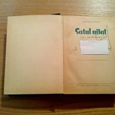 SATUL UITAT * Patru Ani in Siberia - Theodor Kroger - Publicom, 1943, 497 p. - Roman istoric