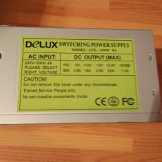 Sursă alimentare - Sursa PC Delux