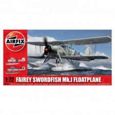 Kit Aeromodele Airfix 5006 Avion Fairey Swordfish Mk.I Floatplane Scara 1:72 - Set de constructie