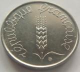 Moneda 5 Centimes - FRANTA, anul 1962 *cod 3949 xF
