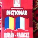 Carte: Dictionar Roman-Francez ,Ed Niculescu SRL,2000,,Maria Braescu