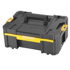 Cutie cu sertar adanc dotata cu 6 cutiute cu capac DeWalt DWST1-70705, TSTAK III