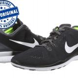 Adidasi dama Nike Free 5.0 - adidasi originali - running - alergare, Culoare: Negru, Marime: 36.5, 38, 38.5, 39, 41, Textil