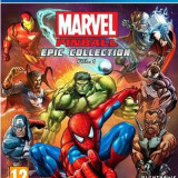 Marvel Pinball Epic Collection Vol 1 Ps4 - Jocuri PS4, Arcade, 12+