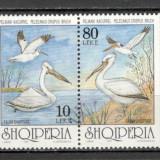 Albania.1997 Pasari-pereche  SA.567